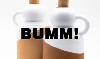 Presentation of BUMM bottle!